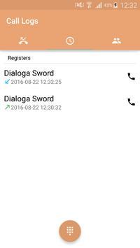 Dialoga Sword poster