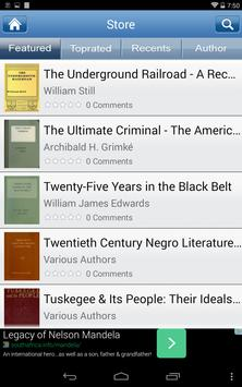 TOP African-American Studies apk screenshot