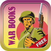 Books about War icon