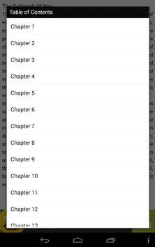 Books about War apk screenshot