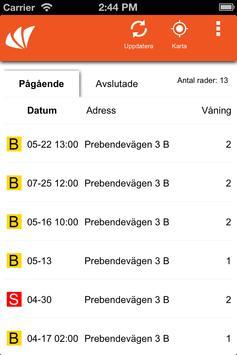 LIBO Teknisk förvaltning apk screenshot