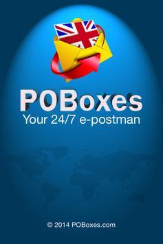 PO Box poster