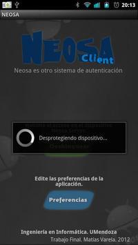 NeosaClient apk screenshot
