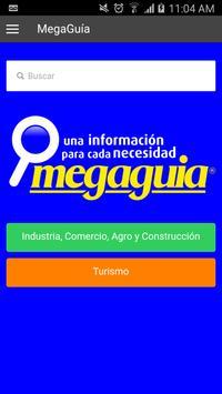 Megaguia poster