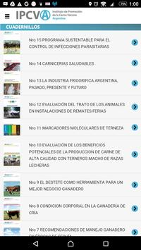 IPCVA Ganadería y Compromiso apk screenshot