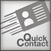 Quick Contact Widget Lite icon
