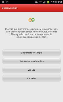 Claro Forms apk screenshot