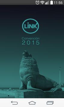 Convención Red Link 2015 poster