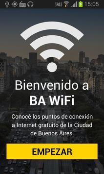 BA WiFi poster