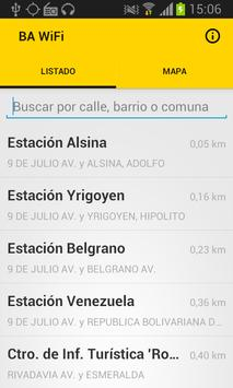BA WiFi apk screenshot
