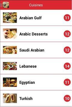 Arabic Food Recipes poster