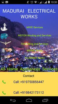 Madurai Electrical Works -Call apk screenshot