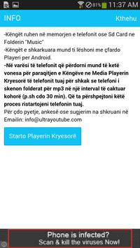 Shkarko MP3 MUZIK apk screenshot