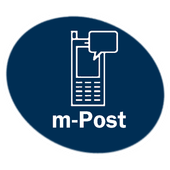 ISS m-Post icon