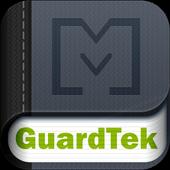 Trackforce GuardTek m-View icon