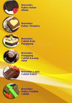 Brownies Manis poster