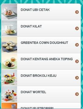 Aneka Donat apk screenshot