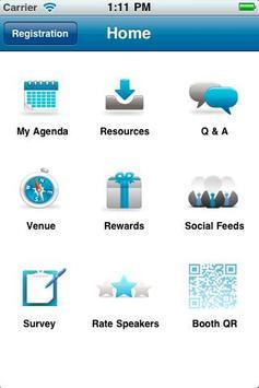 IBM Event App apk screenshot