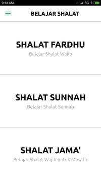 Ashalat Belajar Shalat Digital apk screenshot