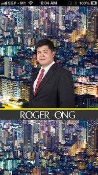 Roger Ong poster