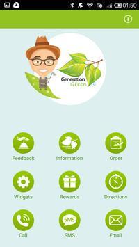 Generation Green apk screenshot