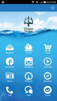Trident Tackle poster