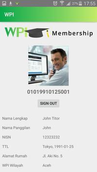 Wirausaha Pelajar Indonesia apk screenshot