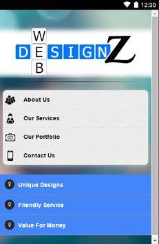 Web Designz Inc poster