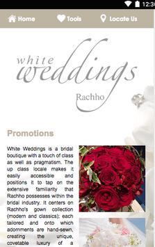 White Weddings apk screenshot
