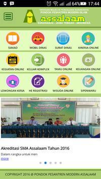 Pondok Assalaam poster