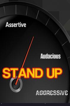 Assertiveness Stand Up Guide apk screenshot