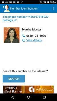 Number Identification apk screenshot