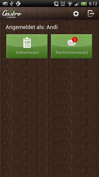 GastroOrder apk screenshot