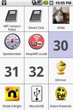 QuickDial free apk screenshot