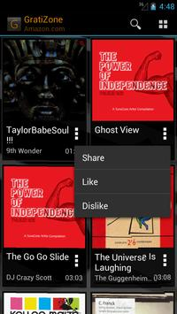 GratiZone: eBooks for Kindle apk screenshot