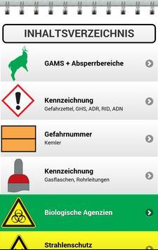 Gefahrgut-Blattler apk screenshot