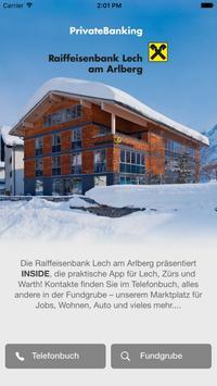 Inside Lech Zürs Warth poster