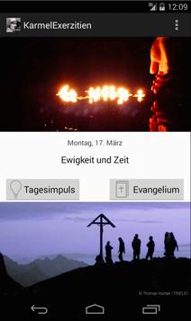 KarmelExerzitien Fastenzeit'14 apk screenshot