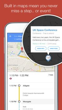 UK Space Conference 2015 apk screenshot