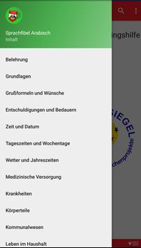 Arabisch-App des Bundesheeres apk screenshot