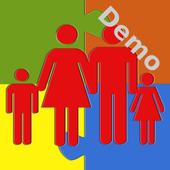 FamApp Demo icon