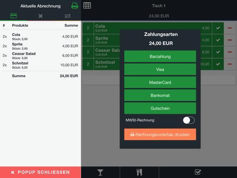ready2order POS apk screenshot