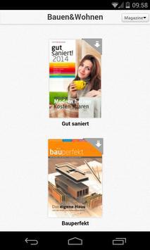 Bau Magazine | Wohnnet.at poster