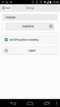 Webdesk Time Mobile apk screenshot
