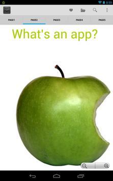 OpenDocument Reader apk screenshot