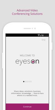 eyeson poster