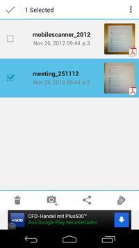 Mobile Scanner (CAM/DOC/PDF) apk screenshot
