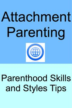 Attachment Parenting poster