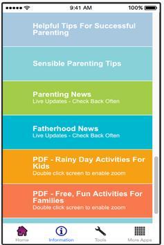 Attachment Parenting apk screenshot