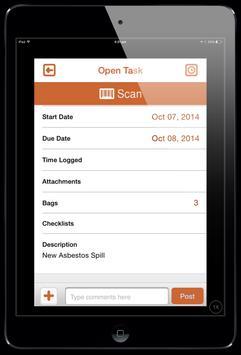 Hazitrack Waste Tracking apk screenshot